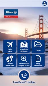 Utah traveling insurance images Allianz travel insurance announces innovations for the travelsmart app png