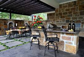 how to build a outdoor kitchen island help customers pondering outdoor kitchens stand out