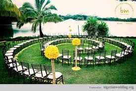 Small Backyard Reception Ideas Outdoor Wedding Decoration Ideas Summer Nigerian Wedding