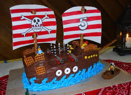 Pirate Cake Decorations Pirates Birthday Cakes 2012 Best Birthday Cakes
