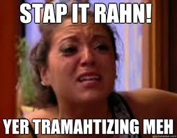 Jersey Shore Meme - jersey shore cuban gal gone geek tv life memes pinterest