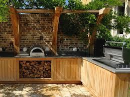 outdoor kitchen cabinet doors diy how to build an outdoor kitchen grand designs magazine