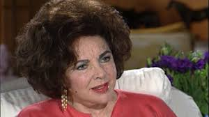 elizabeth taylor died elizabeth taylor discusses her near death experience video abc news