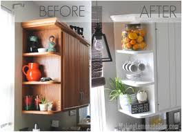 Remodeling Kitchen Cabinets On A Budget Budget Friendly Modern White Kitchen Renovation Home Tour
