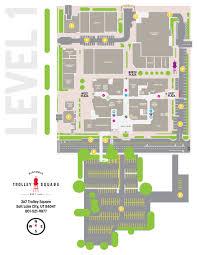 Utah State University Map by Parking U0026 Full Map U2014 Trolley Sqaure