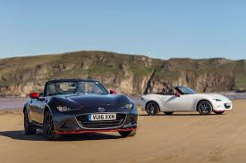 mazda motors uk all new mazda mx 5 icon special edition to debut at the 2016