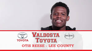 valdosta toyota used cars valdosta toyota player profile otis reese