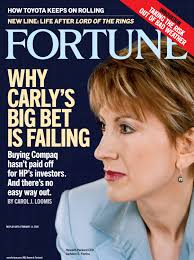 carly s why carly fiorina s big bet is failing fortune
