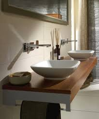 bathroom counter ideas framed mirrors and l shaped counter layout