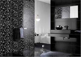 Black Modern Bathroom Black On Black Modern Interiors Room Service 360