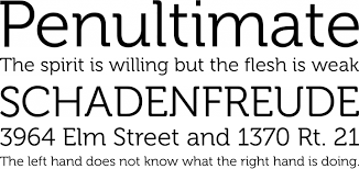 museo font free by exljbris font squirrel