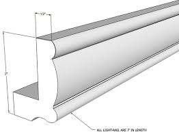 light rail molding for kitchen cabinets regal oak light rail molding kitchen cabinet warehouse