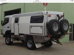 mitsubishi fuso camper pin by asep on camper trucks pinterest 4x4 expedition truck