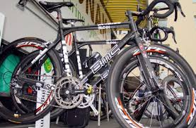 A Closer Look At Bmc S Pro Machine Roadcycling Pro Road
