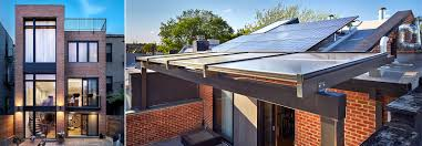 pop up house 5 e architect first passive plus house in u s generates nearly all the energy it
