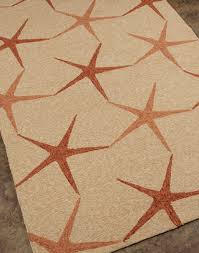 Coastal Indoor Outdoor Rugs Jaipur Coastal Living Indoor Outdoor Ci11 Starfish Ivory