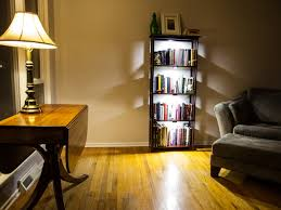Lights For Bookcases Remarkable Bookshelf Lights Pictures Inspiration Surripui Net