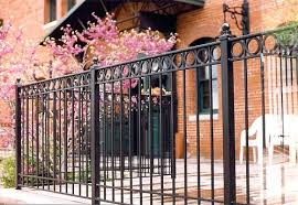 wrought iron fence brokenshaker