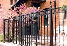wrought iron fence brokenshaker