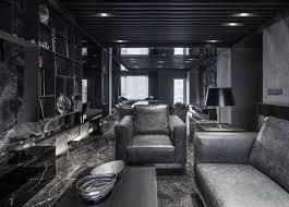 wohnideen grau boden wohnzimmer in grau und schwarz gestalten 50 wohnideen