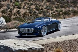 sweptail rolls royce a car to rival rolls royce sweptail the vision mercedes maybach 6