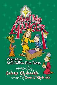 meet me at the manger christmas kids