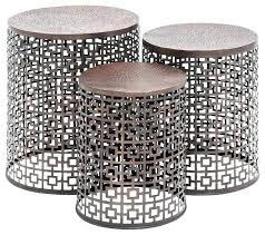 lowes outdoor side table outdoor accent tables metal outdoor side table colorful enchanting