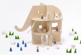 Best Eco Friendly Dollhouses From by Apple Dollhouse Elephant Dollhouse Ele Villa Eco Friendly