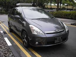 2004 toyota wish for sale