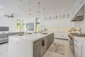 custom kitchen cabinets miami miami glossy kitchen cabinets contemporary with custom