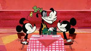 wheel mickey mouse friends disney video