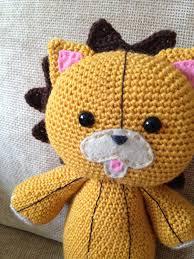 etsy crochet pattern amigurumi kon inspired crochet pattern only bleach anime by craftlemon on etsy