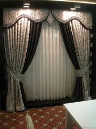 grey curtain model and design for 2014 curtain models