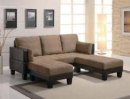 Contemporary Sofas For Sale Fulton Contemporary Sofa Bed Group With 2 Ottomans In Tan