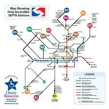 septa map liberty resources