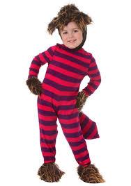 Size Cat Halloween Costumes Toddler Wonderland Cat Costume