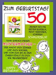 lustige sprüche zum 50 geburtstag einer frau riesen grußkarte 50 geburtstag humor avanfriends accessoires