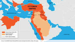 Present Day Ottoman Empire Iraq And Syria Past Present And Hypothetical Future Maps