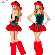 Elf Costume Halloween Cheap Elf Costumes Women Aliexpress