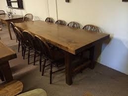 dining room table for 8 ft best 20 reclaimed wood ideas on with 8