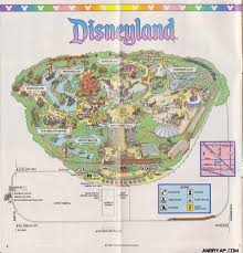Printable Map Of Disney World by Angry Ap Disneyland And Walt Disney World Nostalgia Disneyland