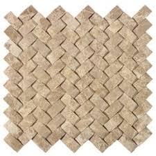 Braided Basketweave Tile Backsplash The Nest Pinterest - Basket weave tile backsplash