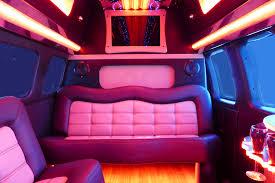 Cheap Event Furniture Rental Los Angeles 9 Passenger Party Van U2013 La Party Bus Cheap Party Bus Rentals Los