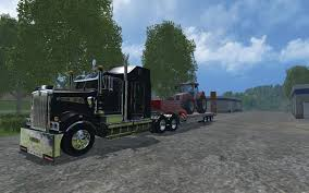latest kenworth trucks kenworth t908 v1 0 trucks farming simulator 2017 2015 15