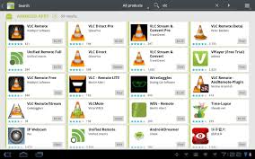 apps for android gigaom videolan to go after copycat vlc for android apps