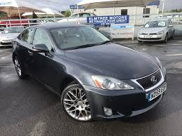 lexus garages uk used lexus is 220d saloon 2 2 td se i 4dr in gateshead tyne and