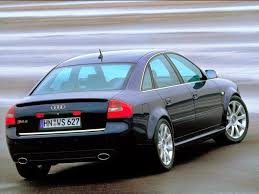 automotive database audi rs6
