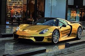golden ferrari price turki bin abdullah london u0027s gold car driving arab prince