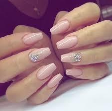 simple pink nails u2026 formal pinterest pink nails nails