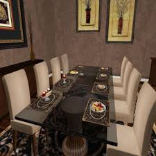 dining room sets for 8 second marketplace special sale price menu driven dining